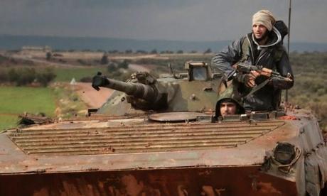 EE.UU. y Turquía firman acuerdo para entrenar y armar a rebeldes sirios