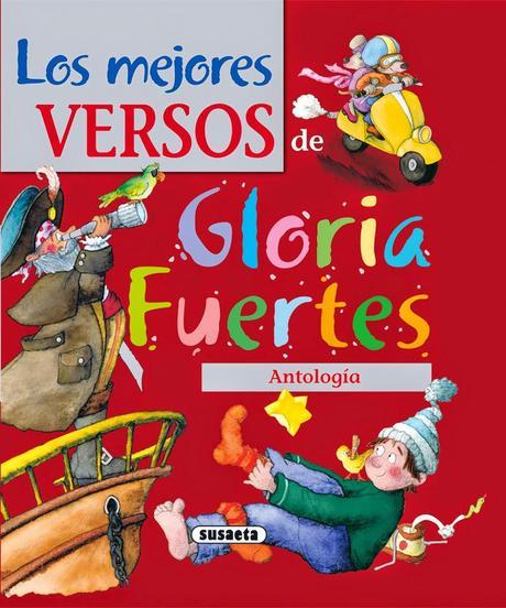 """Versos De Libros: Libros Para Niños: """"Los Mejores Versos"""", De Gloria Fuertes"""