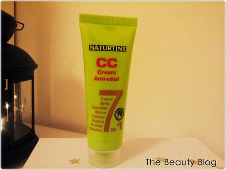 CC CREAM NATURTINT PURE & PROTECT / 9,80€