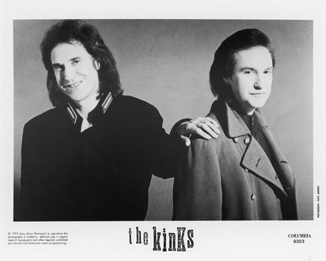 The Kinks - Scattered (1993)