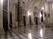 Girola, Tribuna Triforio Catedral Toledo