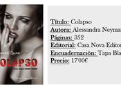 Reseña: Colapso Alessandra Neymar (Bajo cielo púrpura Roma