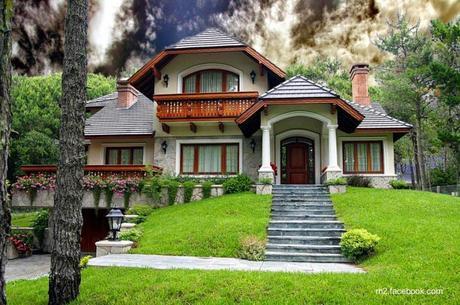 26 ejemplos de casas bonitas paperblog for Fachada de casas modernas estilo oriental