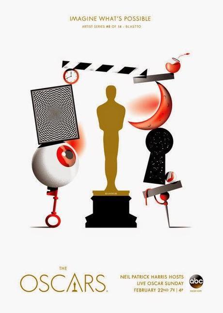 Resultado Encuesta Favoritas Oscars 2015