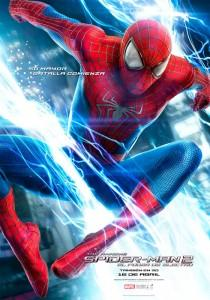 Póster de Spiderman de The Amazing Spider-Man 2: El Poder de Electro para España