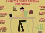 hábitos persona productiva