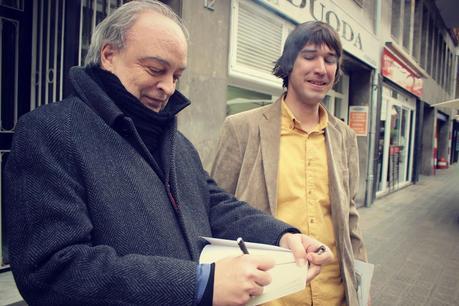 Diálogo con Enrique Vila-Matas en Número Cero
