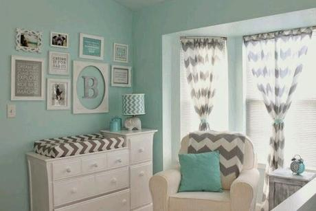 ideas para la decoracin del dormitorio de beb