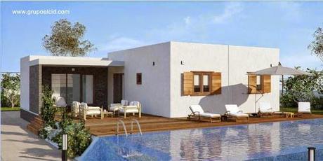 25 modelos de casas modulares paperblog for Modelos de casas de una sola planta