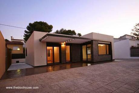 25 modelos de casas modulares paperblog - Casas modernas modulares ...