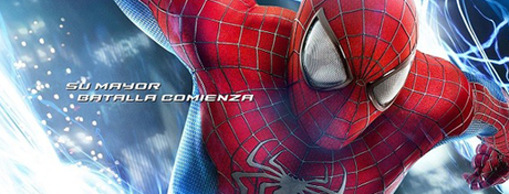 'The Amazing Spider-Man 2' nominada a los Kid Choice Awards 2015