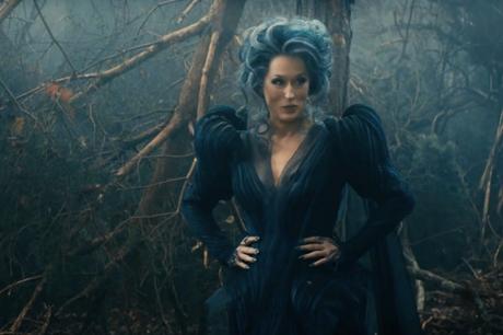 Into the woods - Meryl Streep (Bruja)