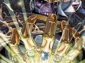 INFINITY GAUNTLET Thanos lucha Warzones contra Cuerpo Nova