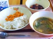 Kyūshoku (給食) almuerzo escolar Japón