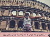 Roma niños