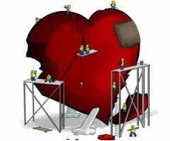 fracaso amoroso: