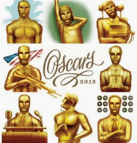 La quiniela de los Oscar 2015