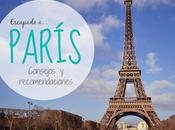 Escapada París (experiencia recomendaciones)