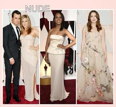 Red Carpet: Oscars 2015