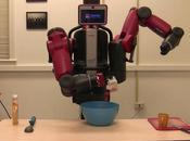 Baxter, Robot Aprende Cocina Mirando Videos