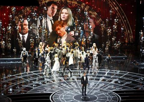 Gala de entrega de los Oscar 2015