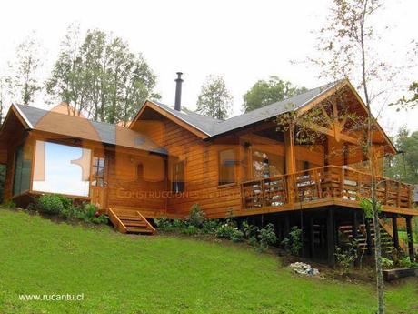 Modelos de casas prefabricadas en chile paperblog - Modelos casas madera ...