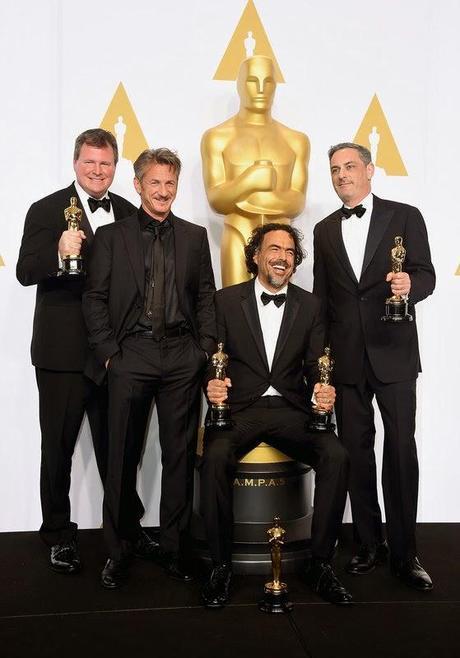87 Edición Premios Oscars 2015: Ganadores
