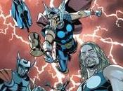 Marvel Comics anuncia serie Thors para Secret Wars