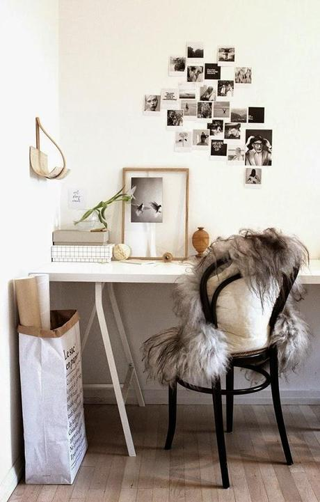 Ideas deco crea tu oficina en casa paperblog for Oficina en casa ideas