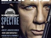 Spectre: vistazo daniel craig como james bond desde empire magazine