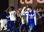 Adidas presenta junto Messi nueva tienda Barcelona