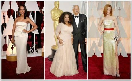 La Alfombra Roja de los Oscars 2015