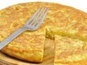 Tortilla patata queso oveja cebolla caramelizada. Nutrición recetas Cantabriaentuboca.net