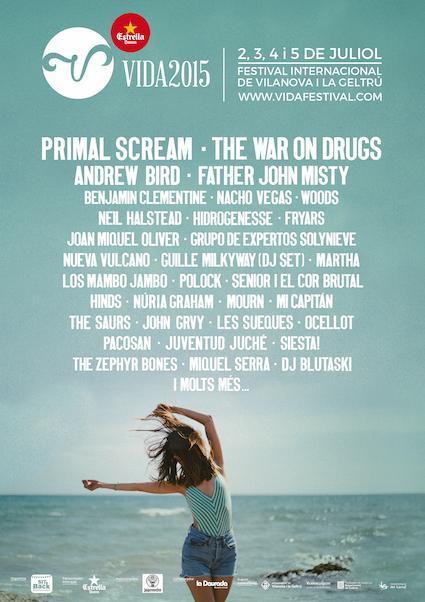 Vida 2015 festival - Solo Festival