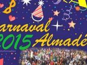 Ampliamos letras canciones Carnaval Almadén 2015