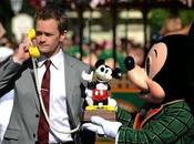 Neil Patrick Harris, festejo aniversario Disneyland