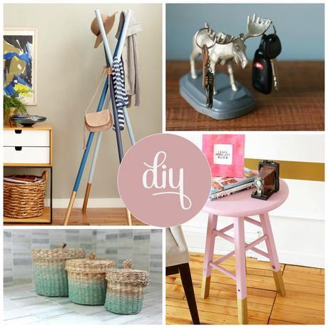 Diy ideas para darle una nueva vida a objetos de casa for Ideas para una casa nueva