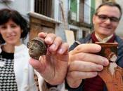 Descubren parte santuario ibérico Plaza Iglesia Villajoyosa (Alicante)
