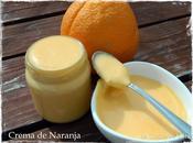 Orange curd microondas