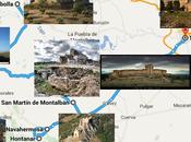 Ruta Castillos Templarios Toledo