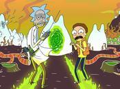 WEB! Rick Morty, maravillosa locura.