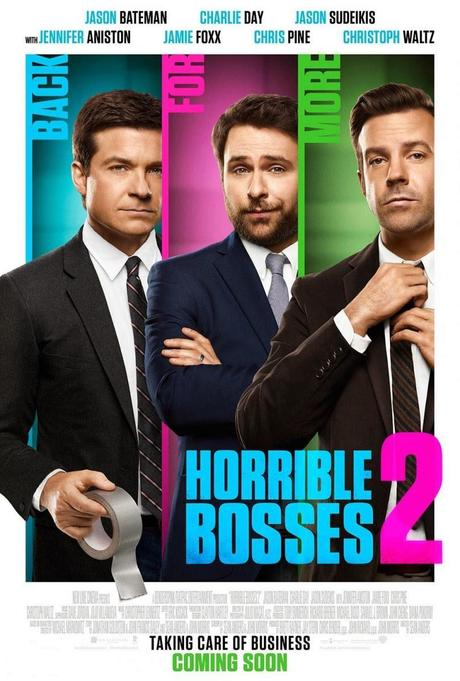 Quiero matar a mi jefe 2 (Horrible Bosses 2) - Crítica