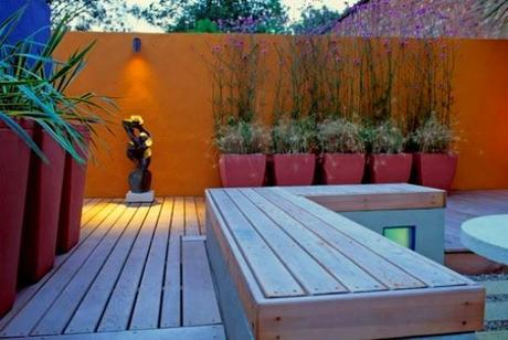 Terrazas con color   paperblog