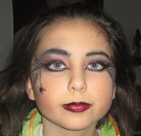 Maquillaje de Bruja.- Paso a Paso y productos utilizados. Makeup ...