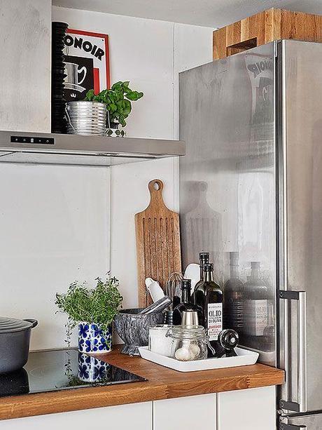 Encimeras de madera para la cocina paperblog - Encimeras de cocina de madera ...
