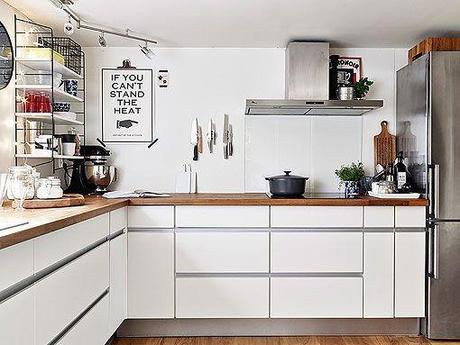 Encimeras de madera para la cocina paperblog - Encimeras madera cocina ...
