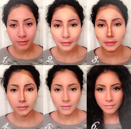 affordable aprenda como maquillarse en pasos with cmo maquillarse paso a paso - Como Maquillarse Paso A Paso