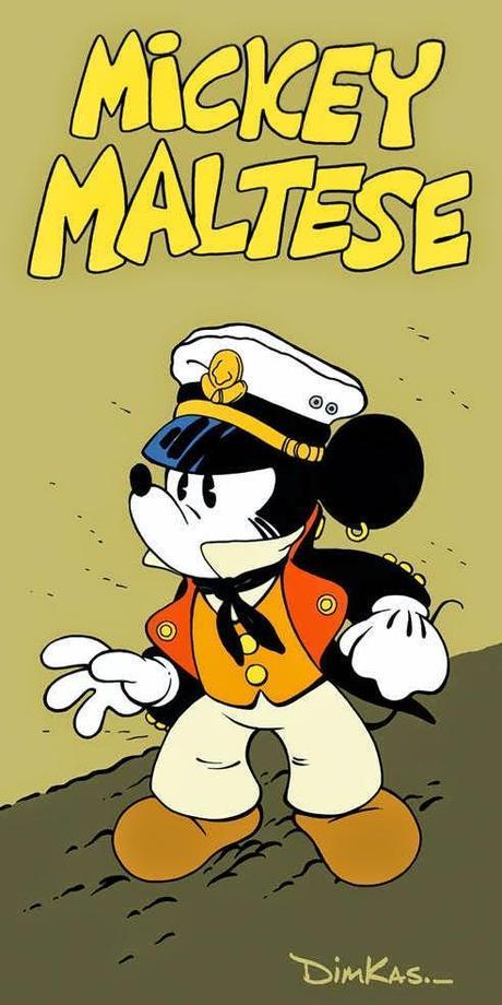 Mickey Maltés