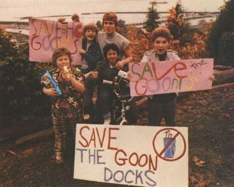 Goon docks