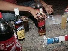 alcohol daña cuerpo cerebro